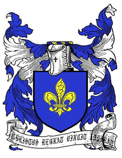 French Royal Coat of Arms
